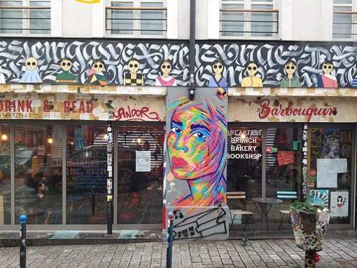 סיור אמנות בפריז