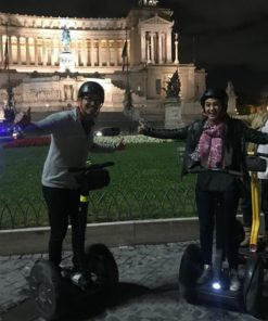סיור סגווי ברומא בלילה