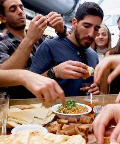 סיור קולינרי בשכונת התקווה עם שוק eat