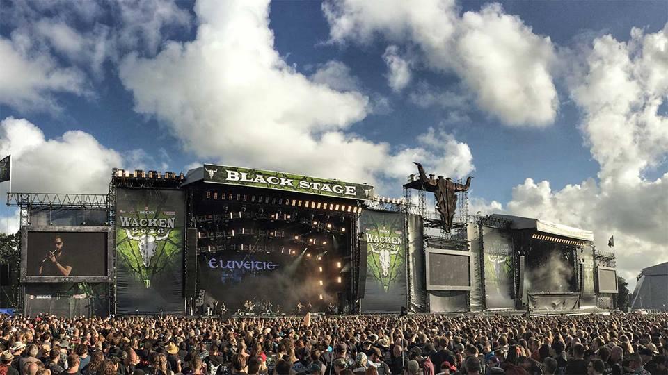 פסטיבל רוק בגרמניה