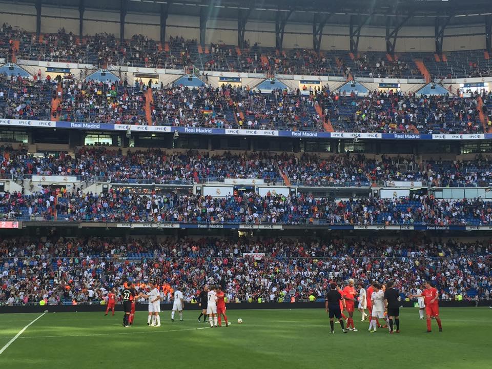 איצטדיון ריאל מדריד